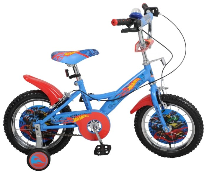 Детский велосипед Navigator Hot Wheels (ВН14153)