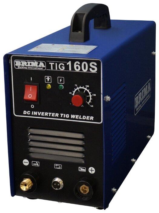 Сварочный аппарат BRIMA TIG-160S