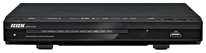 BBK DVD-плеер BBK DVP155SI