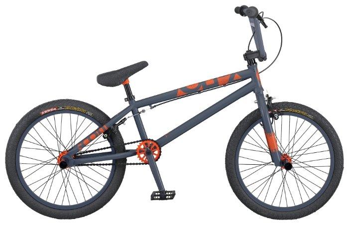 Подростковый BMX велосипед Scott Volt-X 10 (2016)