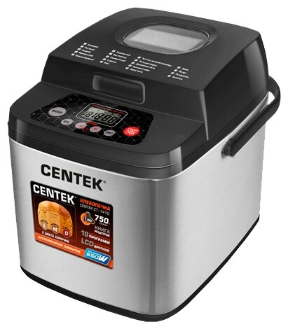 Хлебопечка CENTEK CT-1410