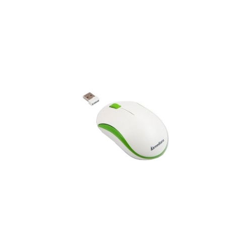 Мышь Mediana M-WGM-81GN White-Green USB