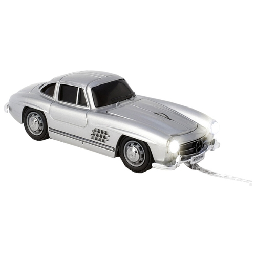 Мышь Click Car Mouse Mercedes-Benz 300 SL Wired Silver USB