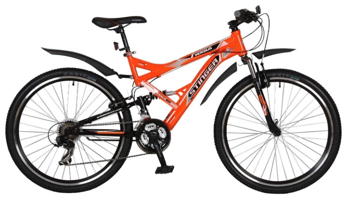 Велосипед для взрослых Stinger Versus V 26 (2015)