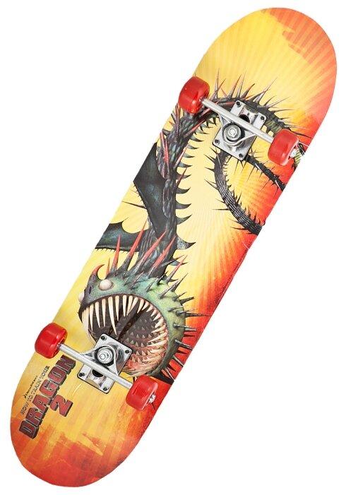 Скейтборд Shantou Gepai Как приручить дракона 2
