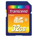Карта памяти Transcend TS*SDHC10