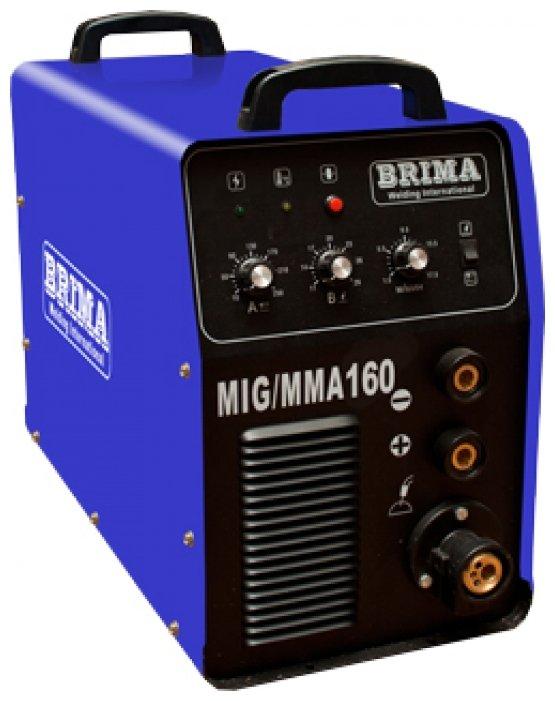 Сварочный аппарат BRIMA MIG/MMA-160