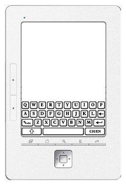 Электронная книга LBook A6