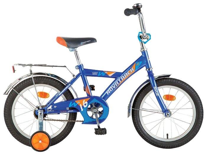 Детский велосипед Novatrack Twist 16 (2017)