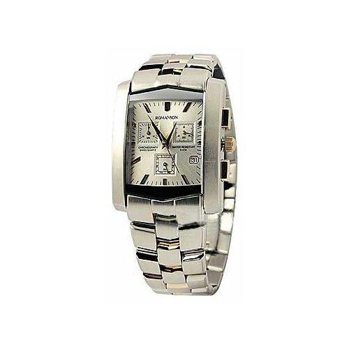 Наручные часы ROMANSON TM3571HMJ(WH) наручные часы romanson rm8a24llg wh
