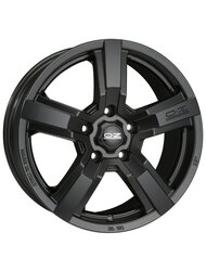 OZ Racing Versilia 8 x 18 ET43 d71,6 PCD5*130 OZ Raсing Matt Black Diamond Cut - фото 1