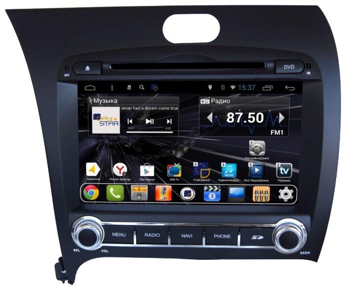 Автомагнитола Daystar DS-7021HD KIA Cerato 2013 + ANDROID