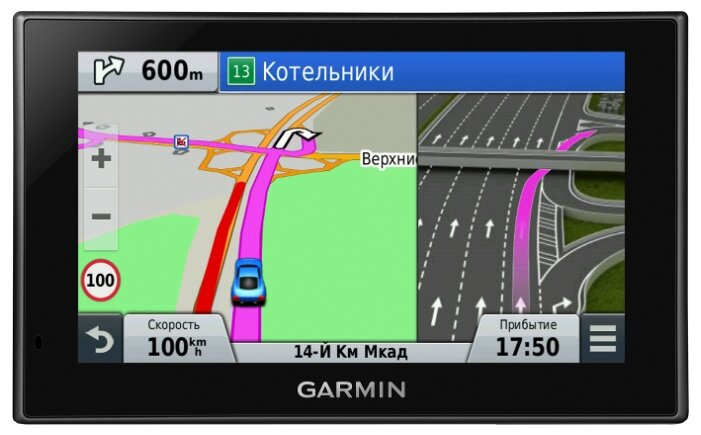 Garmin Навигатор Garmin Nuvi 2689 LMT