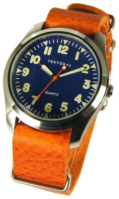 Наручные часы TOKYObay Basic Orange/Blue