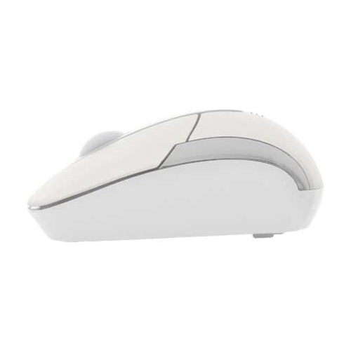 Мышь Trust Wireless Mini Travel Mouse White USB