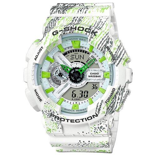 Наручные часы CASIO GA-110TX-7A casio casio ga 110tp 7a