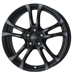 Колесные диски Anzio Wheels Turn 6.5x15/5x100 D63.3 ET38 Black