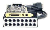 Внутренняя звуковая карта с дополнительным блоком ESI Waveterminal 192M PCI