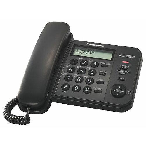 Купить Телефон Panasonic KX-TS2356 черный