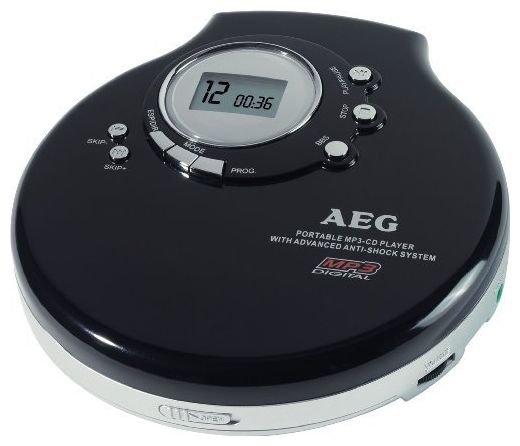 Плеер AEG CDP-4212