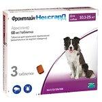 Фронтлайн (Merial) НексгарД для собак весом 10,1–25 кг