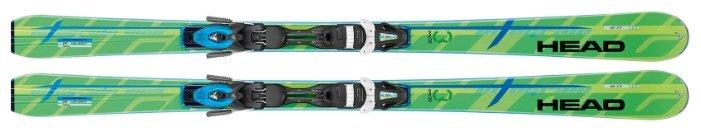 Горные лыжи HEAD Integrale 1000 (14/15)