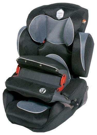 Автокресло группа 1/2/3 (9-36 кг) Kiddy Comfort Pro New