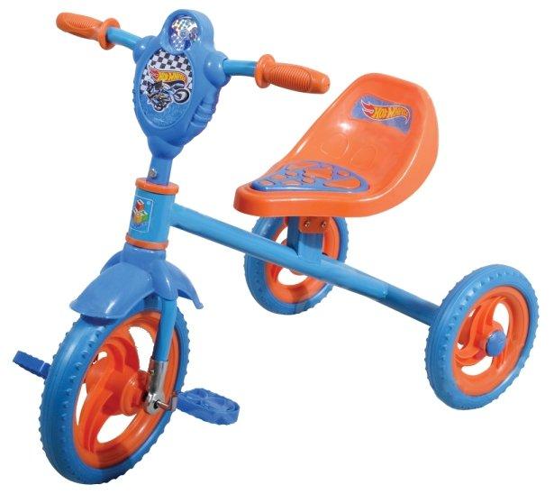 Трехколесный велосипед 1 TOY Т57585 Hot Wheels