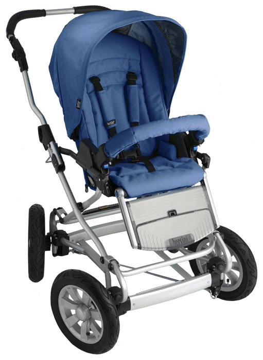 Универсальная коляска Bertini X5 (2 в 1)