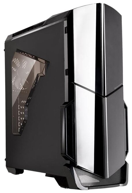Thermaltake Компьютерный корпус Thermaltake Versa N21 CA-1D9-00M1WN-00 Black