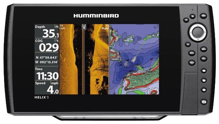 Humminbird HELIX 9 SI GPS