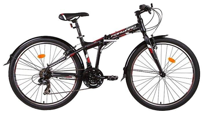 Городской велосипед FORWARD Tracer 1.0 (2015)