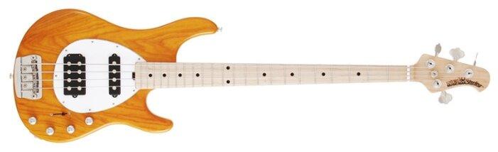 Sterling by MusicMan SUB Series SILO3BK-M1 эл.гитара. HSS/Одностор. тремоло/Цвет черный/Без чехла