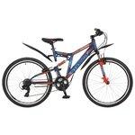 Велосипед для взрослых Stinger Highlander 200V 26 (2017)