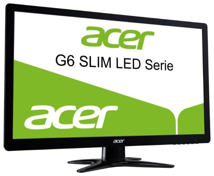 Сравнение с Acer G246HYLbd