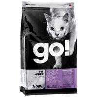 GO! (7.26 кг) Fit + Free Grain Free Cat Recipe (Turkey, chicken, trout, duck)