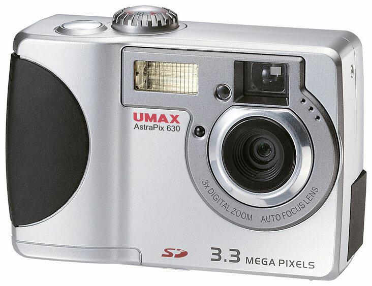 Фотоаппарат Umax AstraPix 630