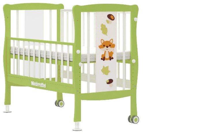 Кроватка Wundermöbel MultiSleep Applika