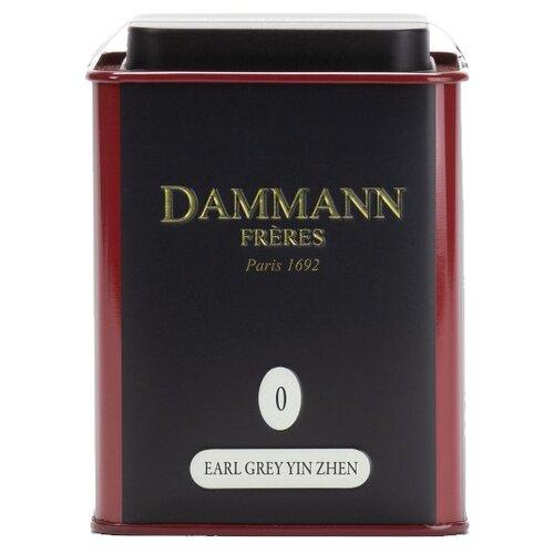 Чай черный Dammann Fr?res Earl grey Yin zhen, 100 гЧай<br>
