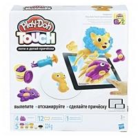 Масса для лепки Play-Doh Лепи и делай прически (B9018)