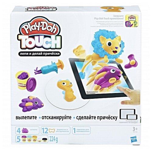 Масса для лепки Play-Doh Лепи и делай прически (B9018) rainer doh goldkap