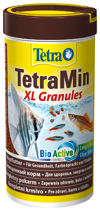 Сухой корм Tetra TetraMin XL Granules для рыб