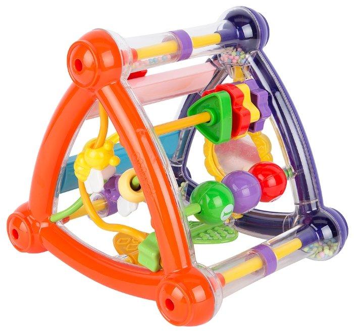 Интерактивная развивающая игрушка S+S Toys Пирамида