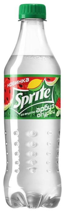 Газированный напиток Sprite Арбуз-Огурец