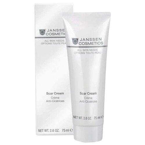 Janssen Cosmetics All Skin Needs Scar Cream Крем для лица против рубцовых изменений кожи, 75 мл недорого