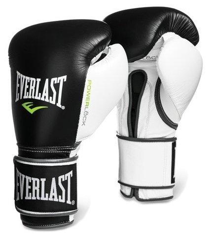 Боксерские перчатки Everlast Powerlock hook & loop
