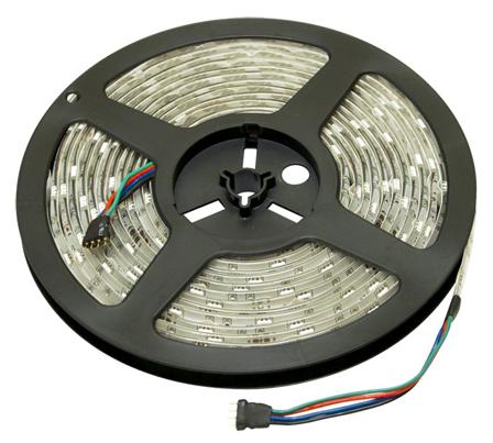 Светодиодная лента jazzway ECO-5050/30-IP65-RGB 5 м