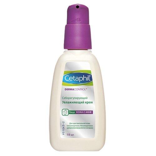 Cetaphil Dermacontrol Себорегулирующий увлажняющий крем, 118 мл cetaphil dermacontrol oil control moisturizer spf 30