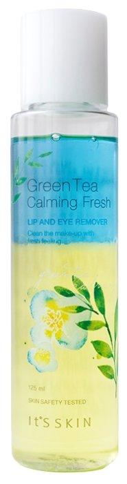 It'S SKIN средство для снятия макияжа с глаз и губ с зеленым чаем