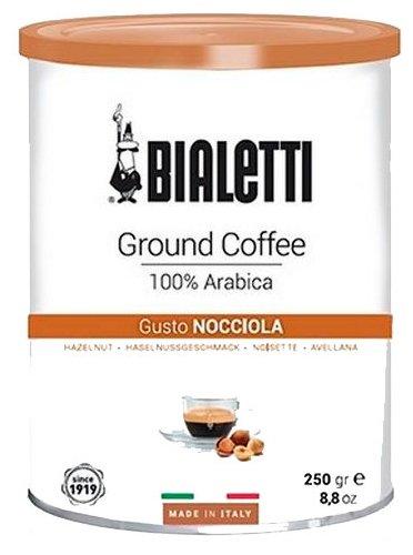 Кофе молотый Bialetti Gusto Nocciola Hazelnut — купить по выгодной цене на Яндекс.Маркете